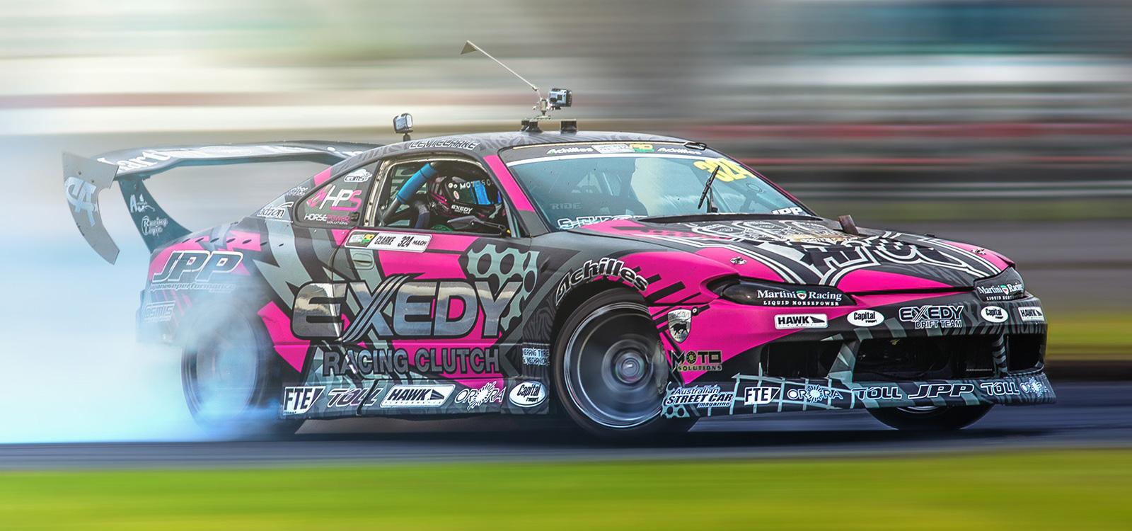 Australian Drifting GP