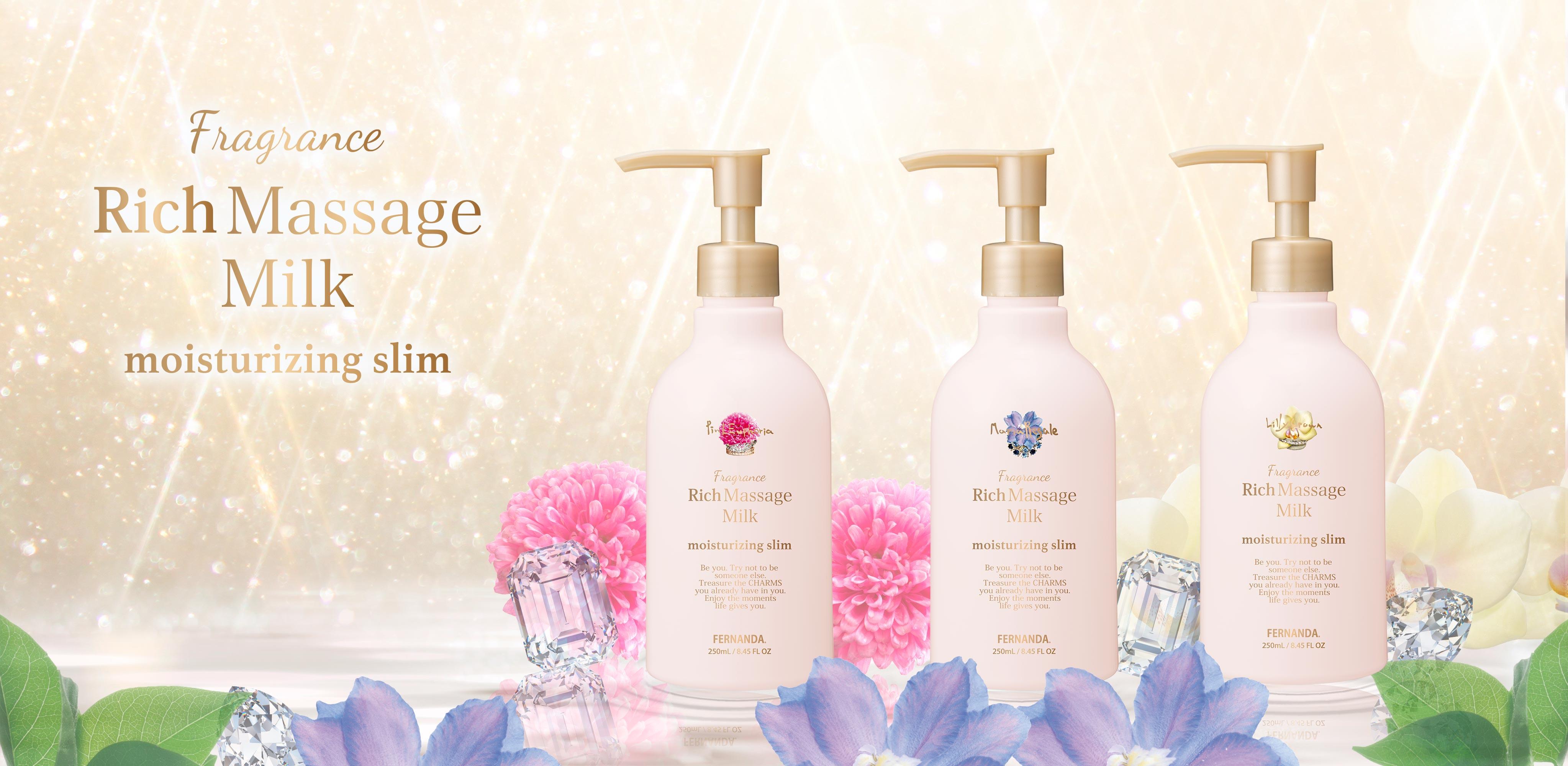 water hand&body cream