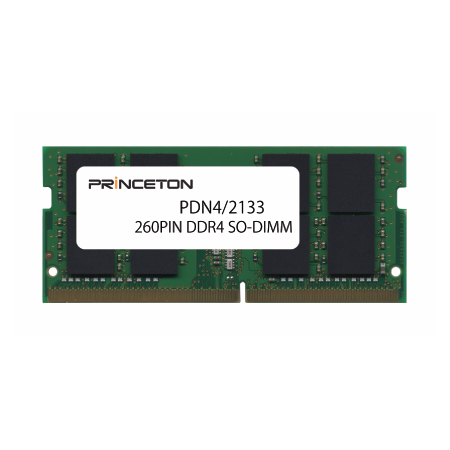 増設メモリ 4GB DDR4 2133MHz PC4-17000 260pin CL15 SO-DIMM PDN4/2133-4G