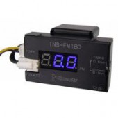 KOOLANCE INS-FM18D Coolant Flow Meter with Display