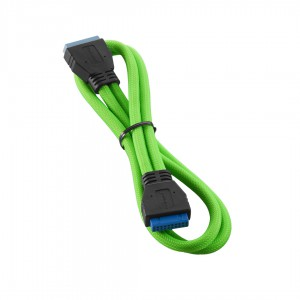CableMod ModMesh Internal USB 3.0 50cm - Light Green (CM-CAB-IUS3-N50KLG-R)