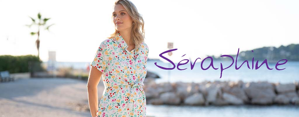 マタニティウェア・授乳服の一番人気ブランド セラフィン新作入荷開始!